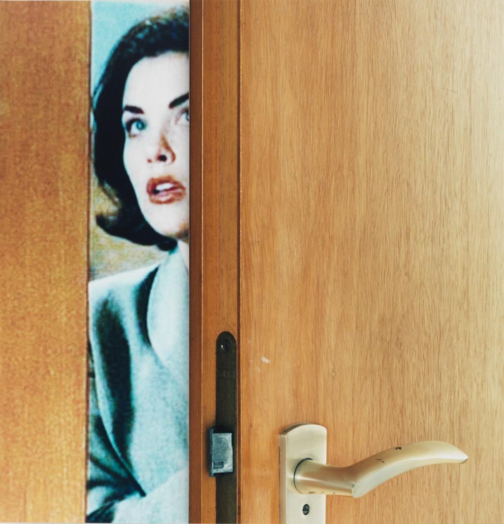 Audrey an der Tür / 2008